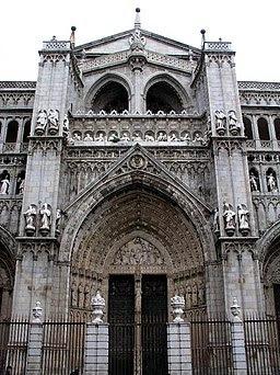 Puerta Perdon Toledo