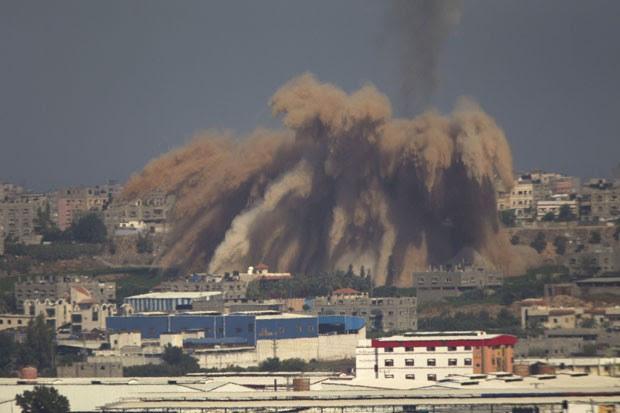 Resultado de imagem para Ataques israelenses em Gaza