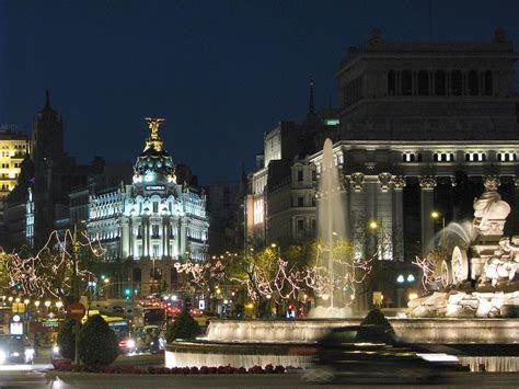 Image Of Plaza De Cibeles Rooftop Bar