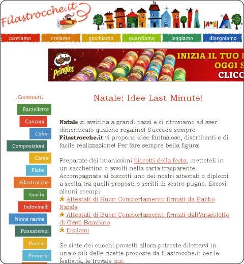 http://www.filastrocche.it/feste/natale-idee-last-minute/