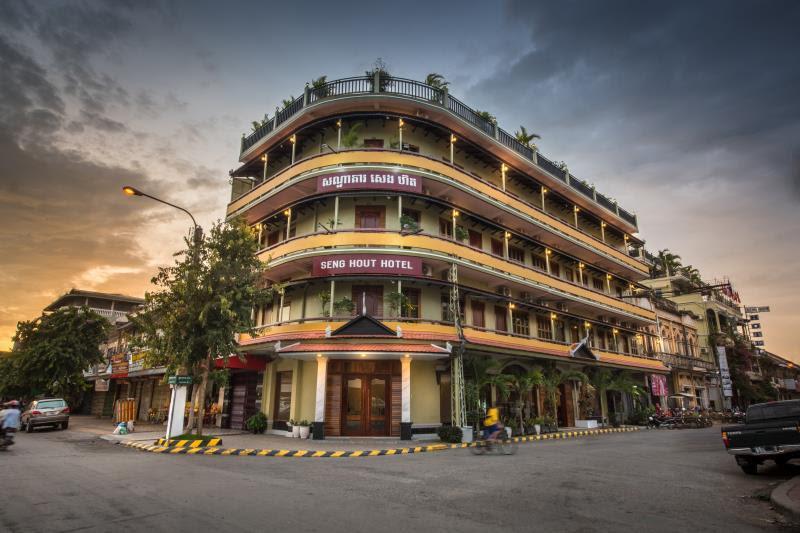 Seng Hout Hotel Reviews