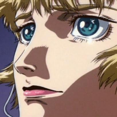 Shiny Tear Drops In Anime Reaction Gif