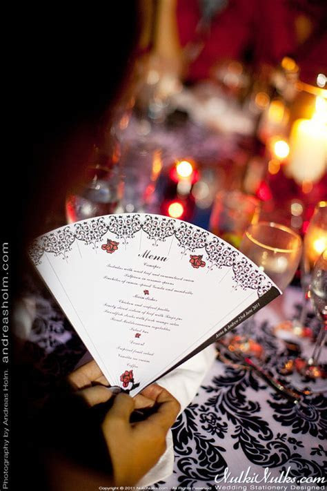 Real Weddings Stationery Ideas 2015   by Nulki Nulks