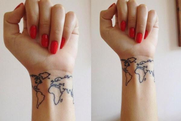 Las 15 Mejores Partes Del Cuerpo Para Tatuarse Ayayay