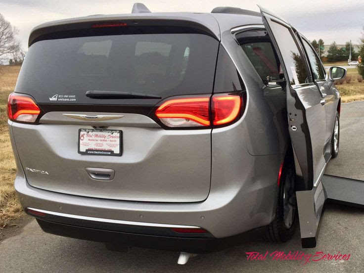 114 Best Chrysler Pacifica Dodge Caravan Sienna Rv Ideas