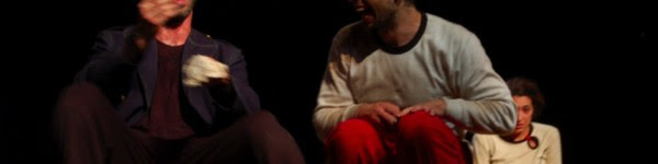 """""""Fando y Lis"""", de Fernando Arrabal, estrenada en el Festival de Teatro de Autor Contemporáneo de Alicante. Estuvo en el Tantarantana de Barcelona."""