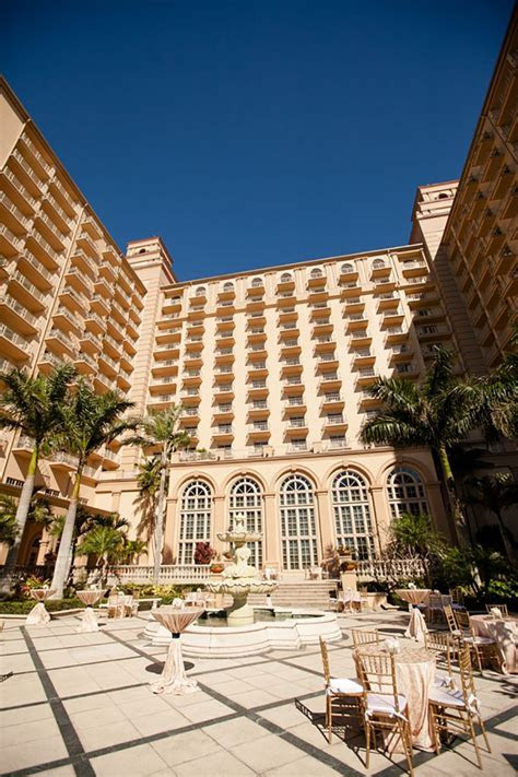 Destination Wedding at The Ritz Carlton, Naples in 2019