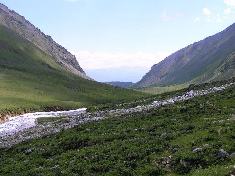 Дорога Чингизхана (Скифская дорога). Тункинская долина. Тува