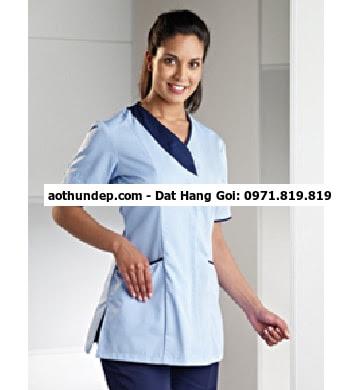 mẫu trang phục mới của ngành y tế