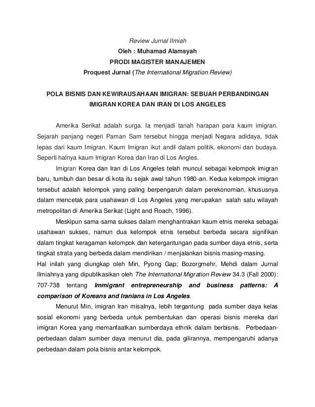 Contoh Essay Pribadi Untuk Beasiswa - Contoh Resource