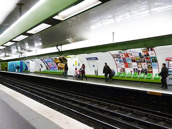 station trocadéro