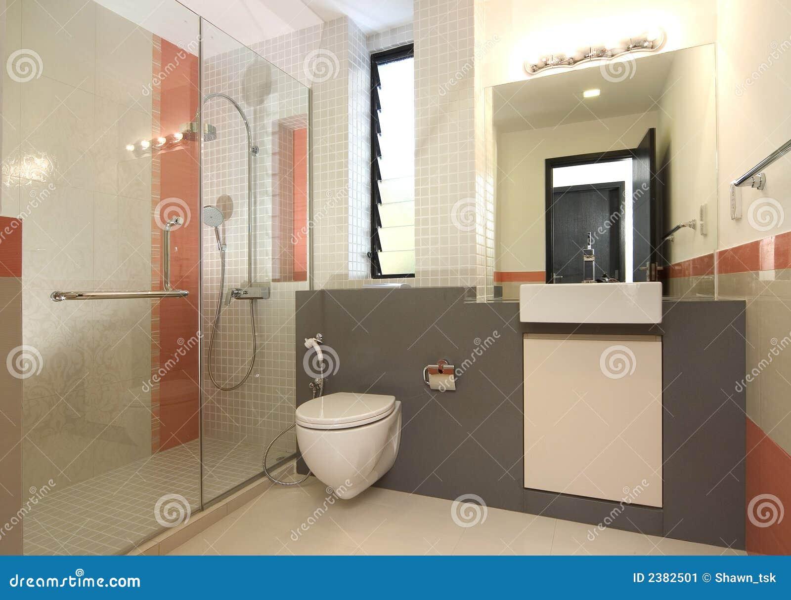 Interior Design - Bathroom Stock Image - Image: 2382501