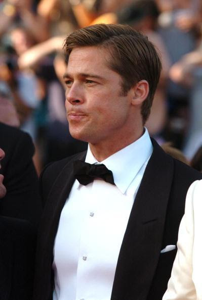 Brad Pitt Hair 2009. Brad Pitt in 2009 – Back to