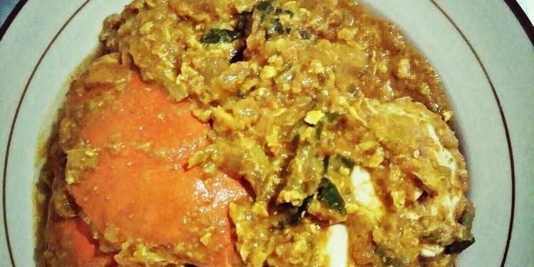 Resep Kepiting Saus Padang Oleh Jien