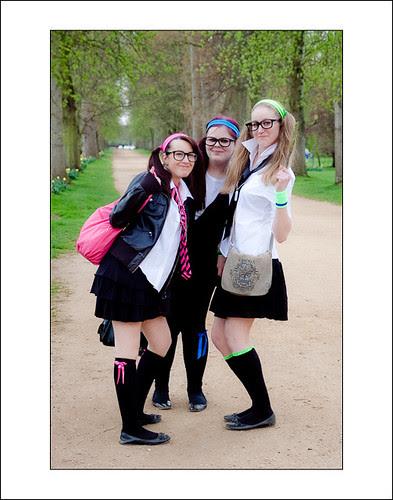 strange girls by hans van egdom