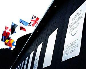 Davos Congress center, during the World Econom...
