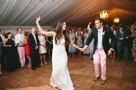 Cazenovia Wedding with Pink and Navy Stripes   Mary