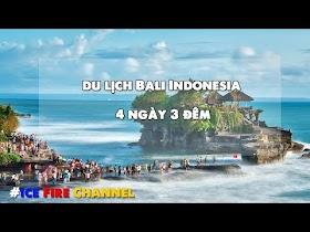 Kinh nghiệm du lịch Bali Indonesia 4 ngày 3 đêm du lịch tự túc cực kỳ tu...