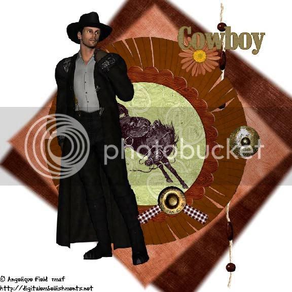 Cowboy,Poser Tag