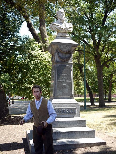 Cincinnati and Civil War