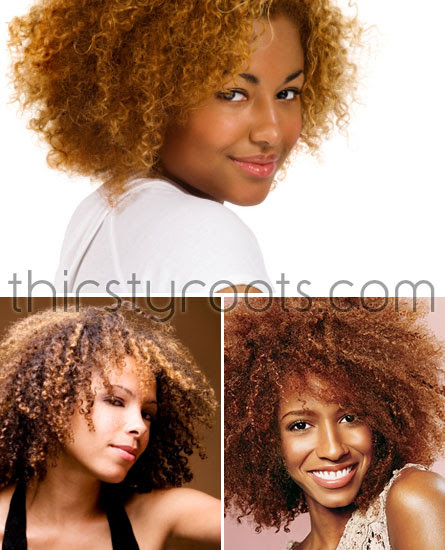 best hair color for natural african american hair
