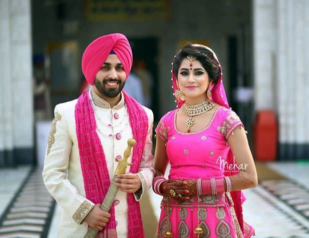 980 Punjabi Romantic Couple Hd Wallpaper Download Gratis