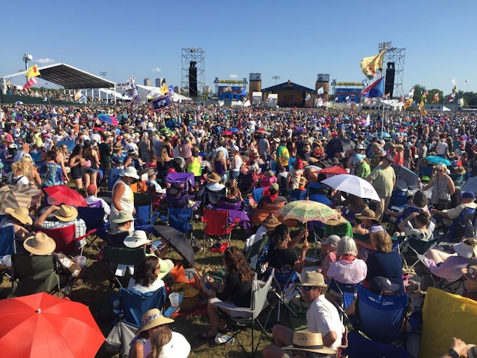 Breaking down some hard choices and highlights of the 2018 New Orleans Jazz Fest | Advocate