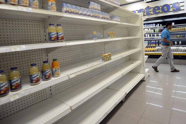 Venezuela In Total Meltdown