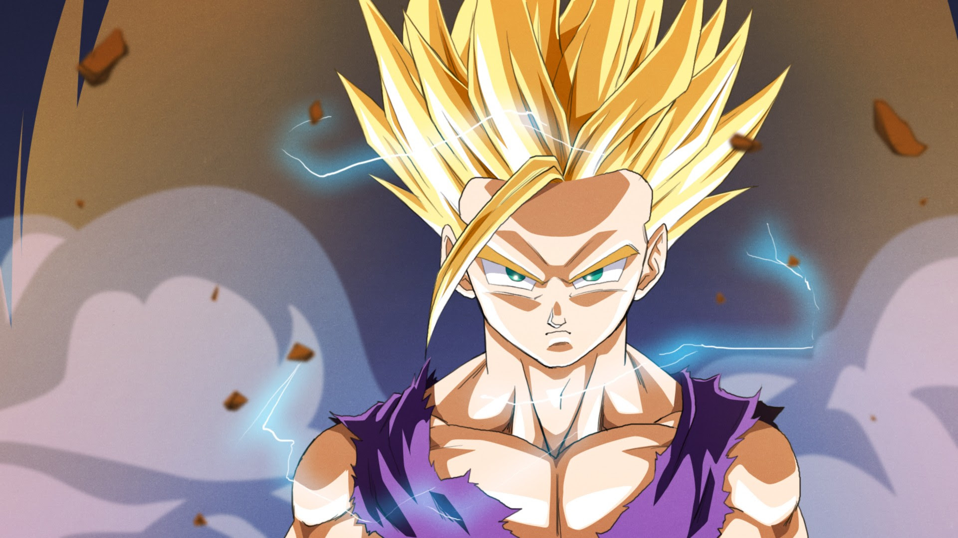 Goku Super Saiyan Dragon Ball Z Wallpaper 33842537 Fanpop