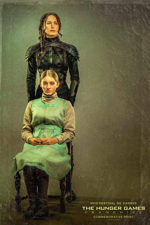 "[Foto] ""Hunger Games"": mira el primer póster de ""Sinsajo-Parte II"""
