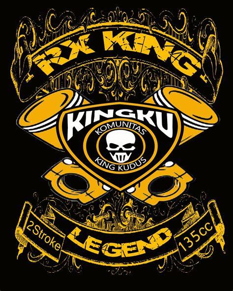 ossy kingku kinanti fajar logo kingku komunitas king kudus