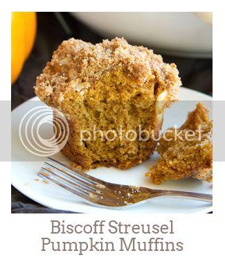 """""""Biscoff Streusel Pumpkin Muffins"""""""
