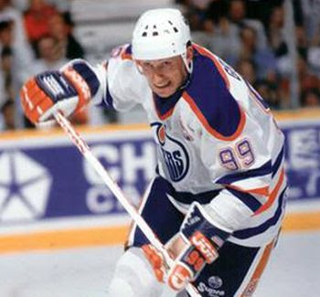 Gretzky Oilers, Gretzky Oilers