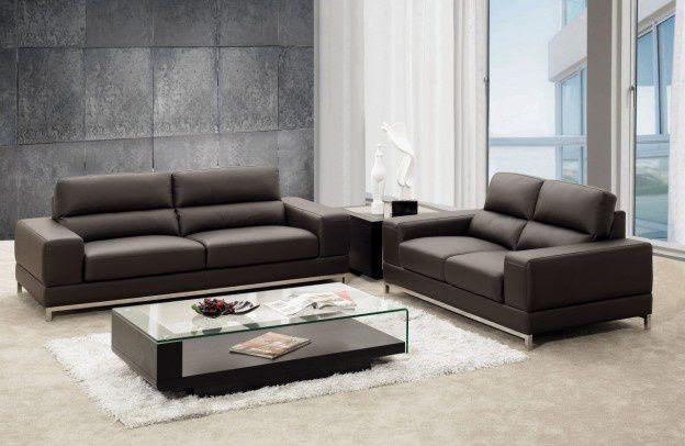 Une décoration salon simple et moderne - dardesign.