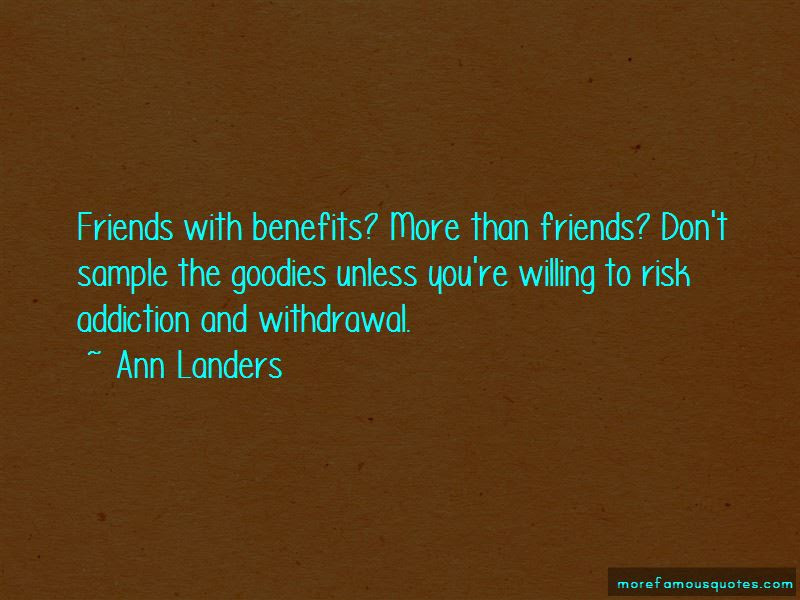 Quotes About Friends W Benefits Top 25 Friends W Benefits Quotes