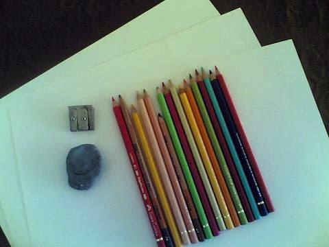 Matite Colorate Disegno Pittura