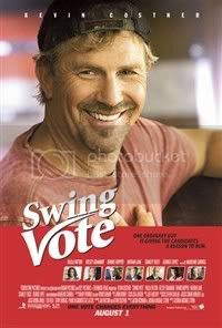Swing Vote Official Poster