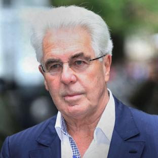 Disgraced former celebrity publicist Max Clifford dies, aged 74