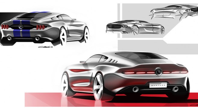 S650 Mustand Concepts Imagined - Ford Inside News Community