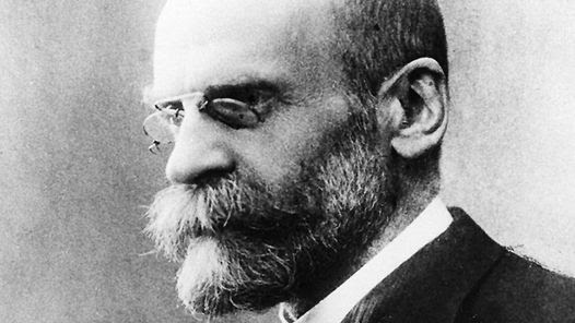 Resultat d'imatges de Emile Durkheim