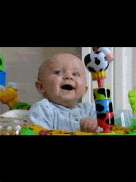 animasi gif bayi lucu