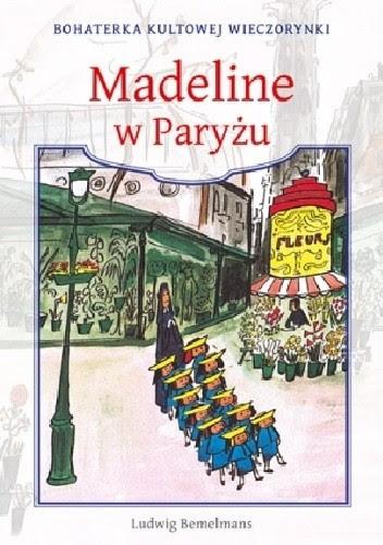 Okładka książki Madeline w Paryżu