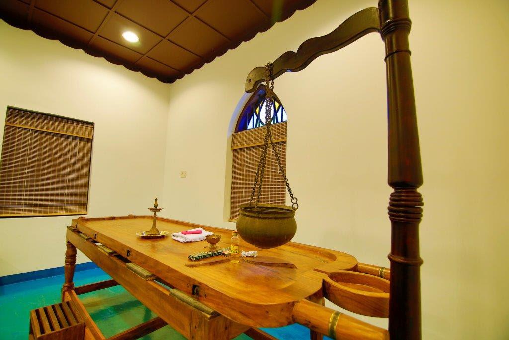The Spice Heritage resort, Mattancherry, Kochi, Kerala-1 spa