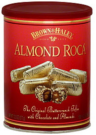 Brown Haley Almond Roca 133 Oz Nutrition Information Shopwell