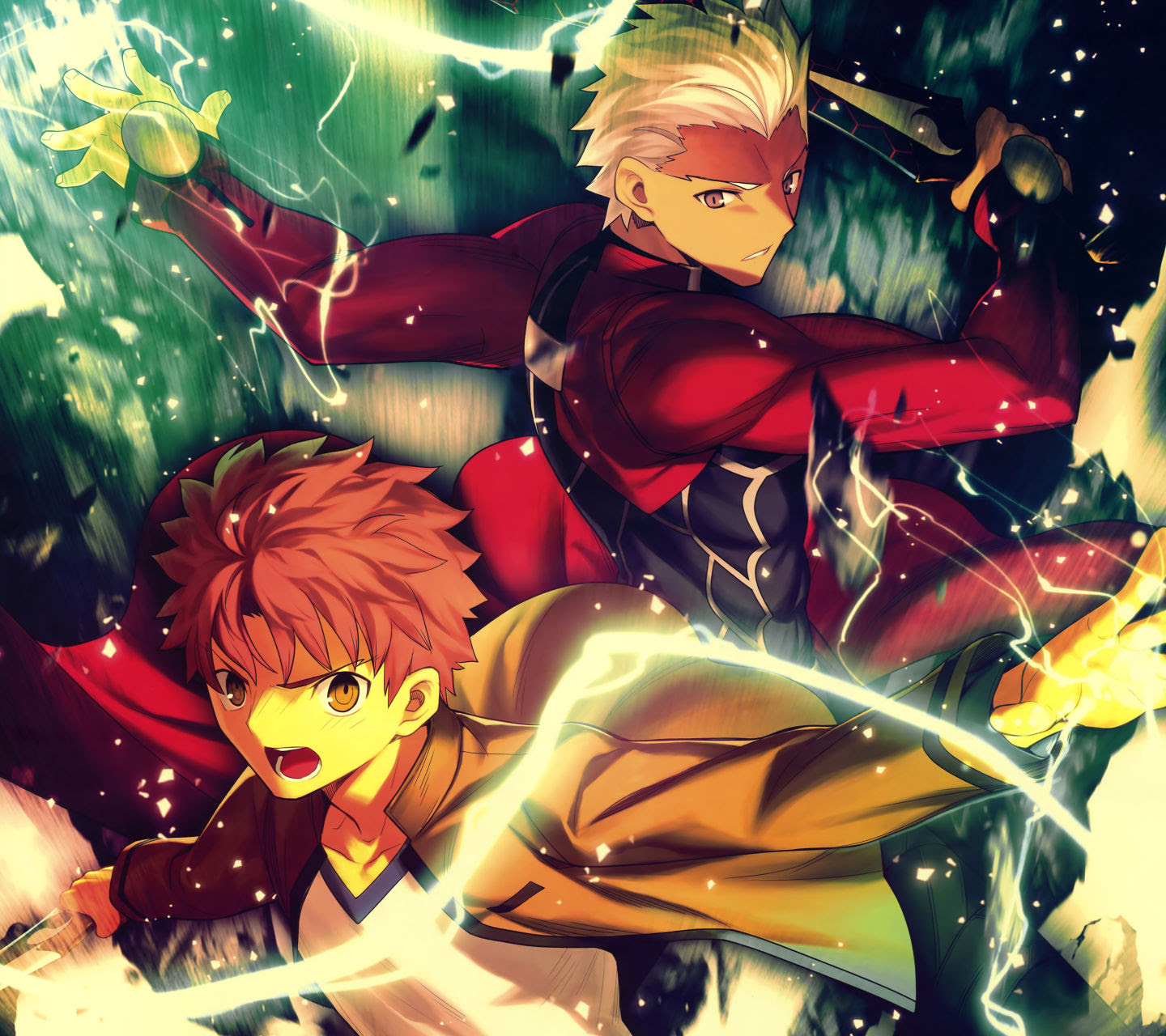 Fate Stay Night Android壁紙 画像 2 1440 1280 アニメ壁紙