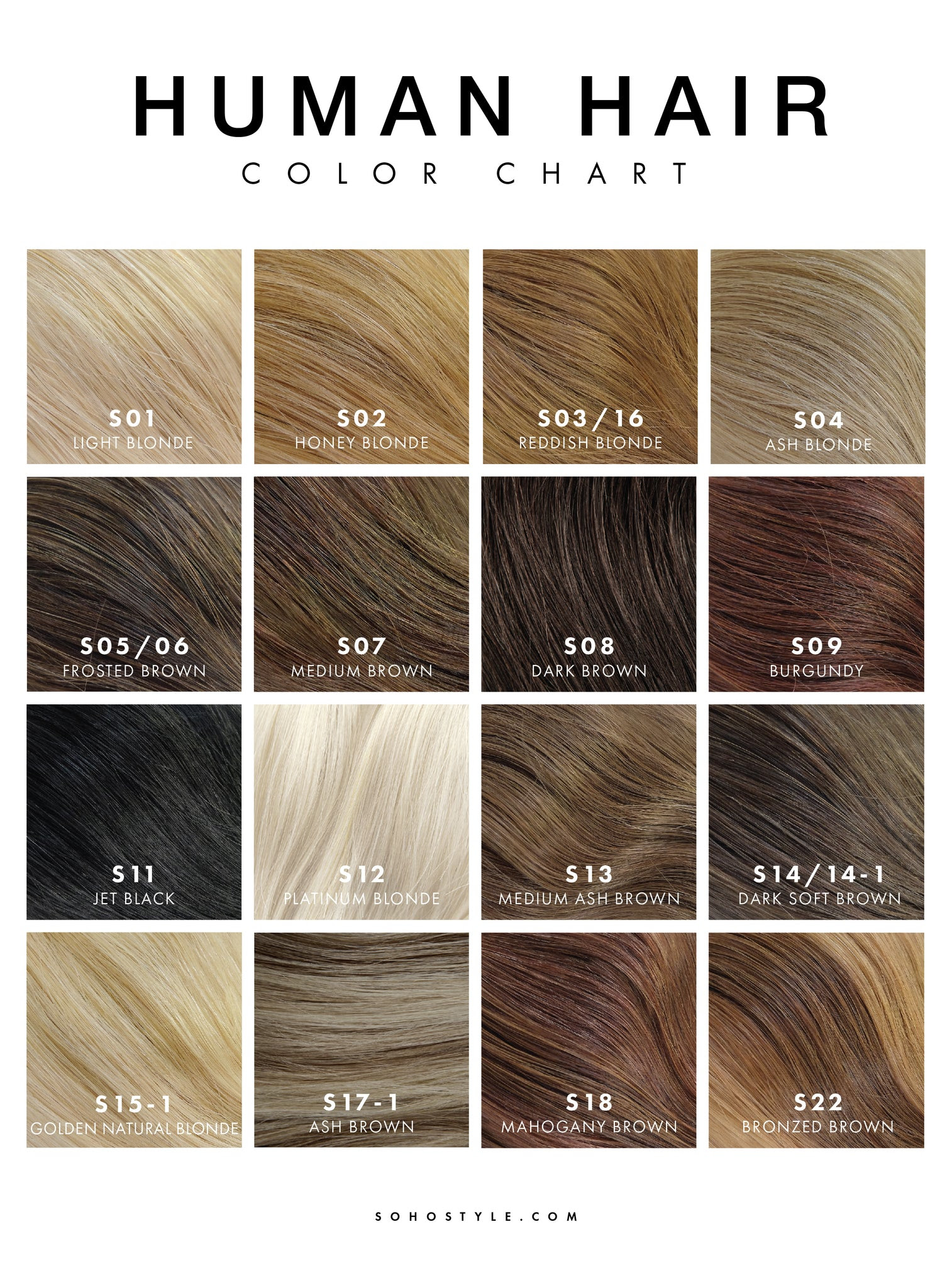 African American Hair  Color  Chart Pictures 2 Short