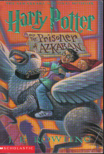 Pris of Azkaban cover