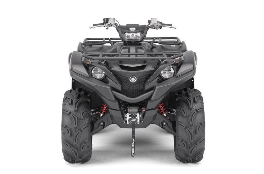 2019 Yamaha Grizzly Eps Se Tactical Black W Winch
