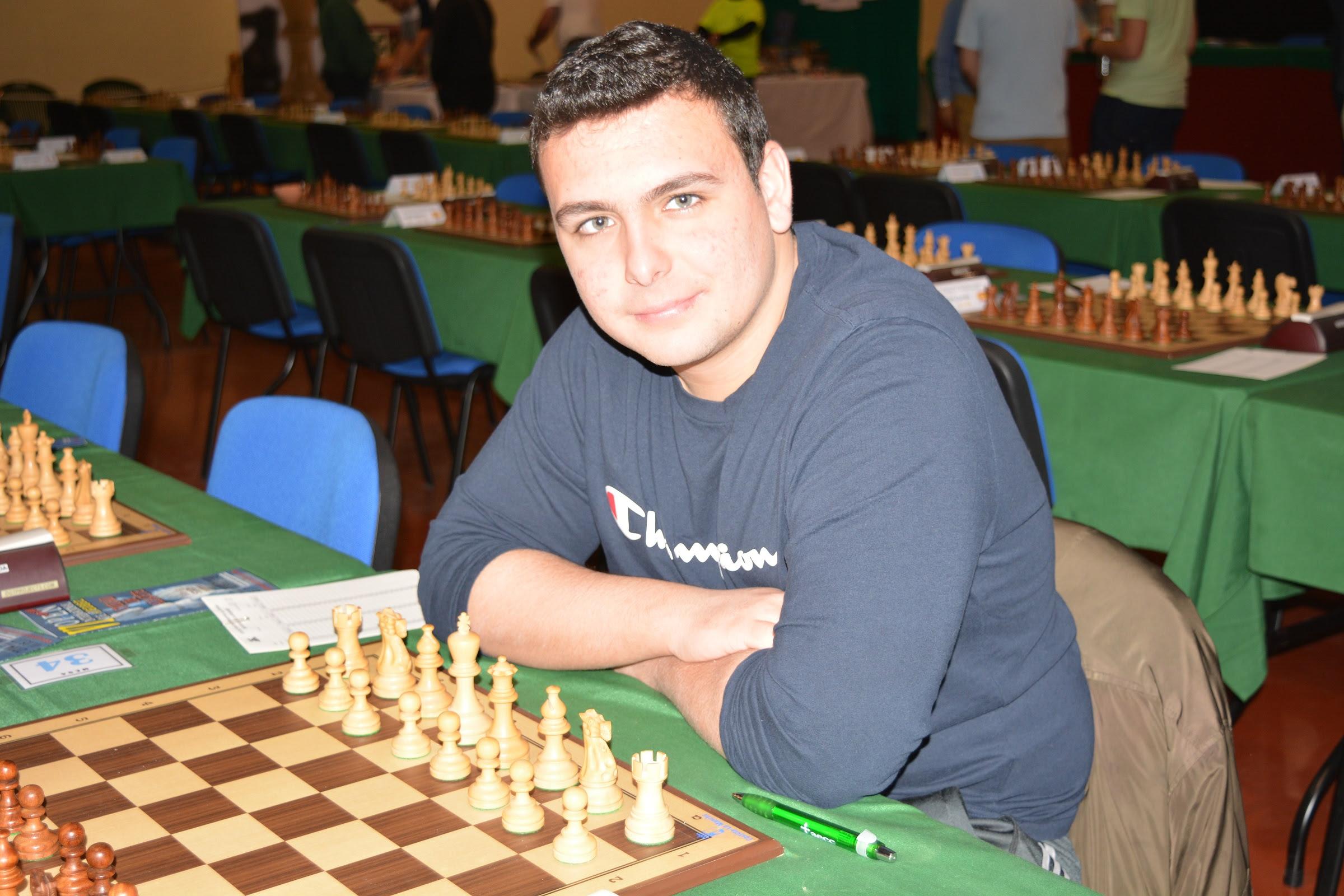 Resultado de imagen de alejandro castellanos ajedrez