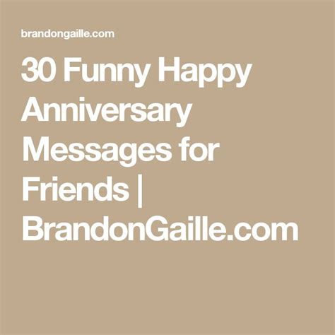 17 Best ideas about Happy Anniversary Funny on Pinterest